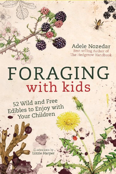 Cover image for Foraging With Kids
