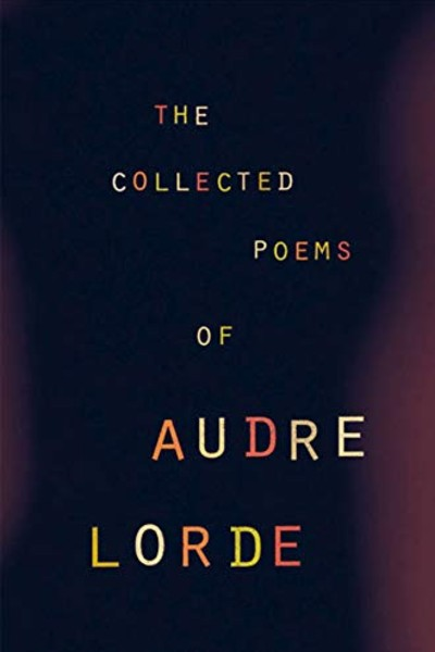 Cover image for The Collected Poems of Audre Lorde