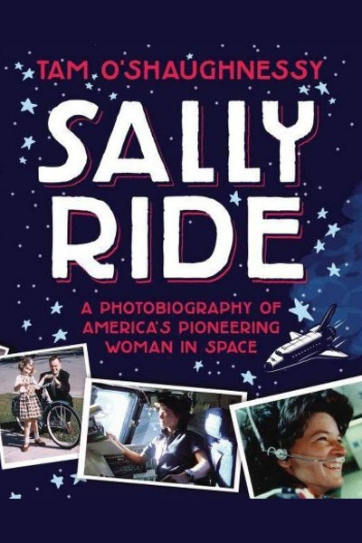 Cover image for Sally Ride