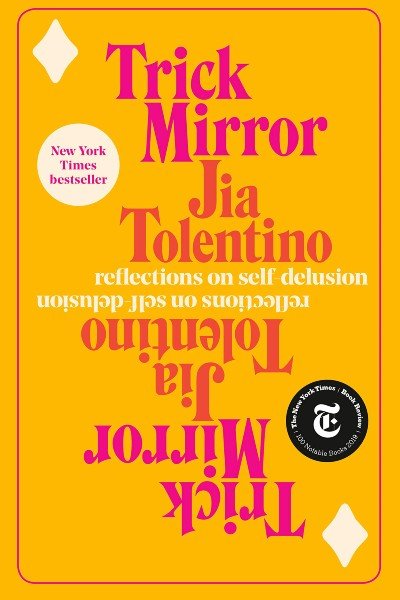 Cover image for Trick Mirror