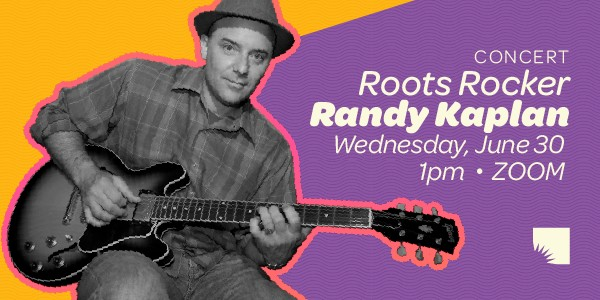 A Concert with Roots Rocker Randy Kaplan