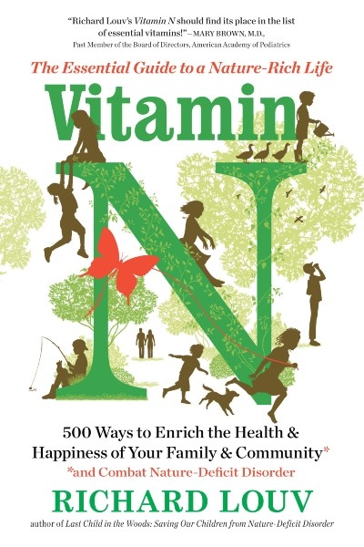 Cover image for Vitamin N