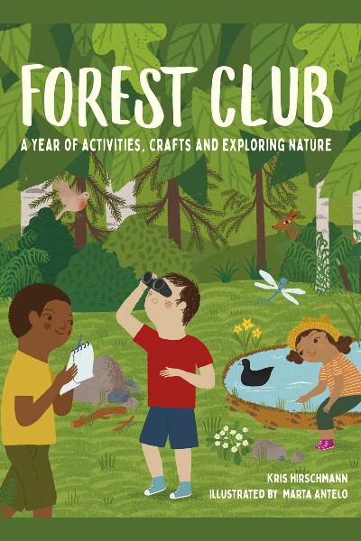 Cover image for Forest Club