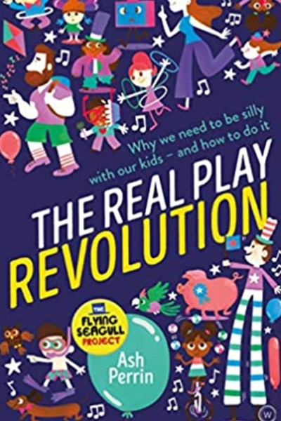 Cover image for The Real Play Revolution
