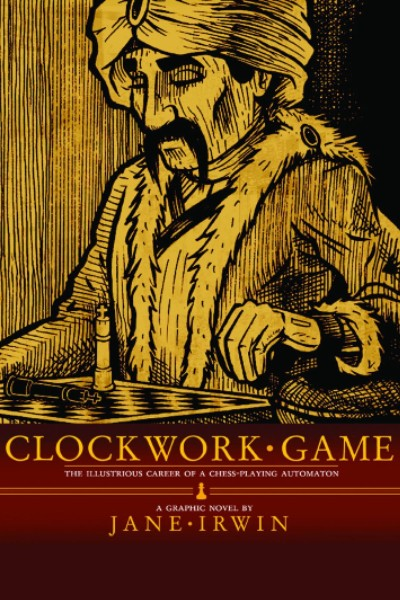 Cover image for Clockwork Game