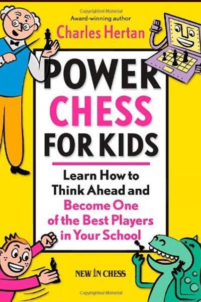Cover image for Power Chess for Kids