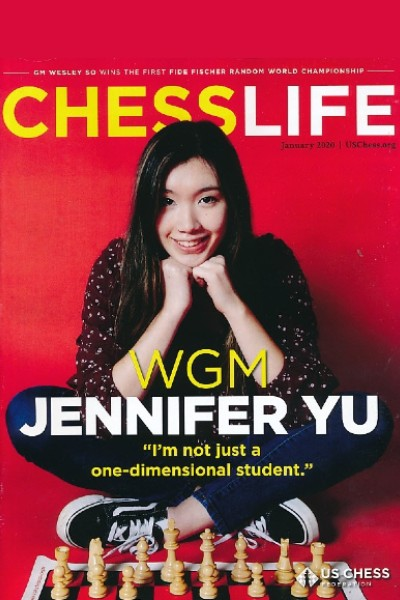 Cover image for Chess Life