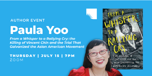 Paula Yoo Author Event