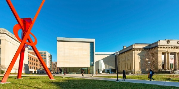 UMMA reopens to visitors, offers new and reinstalled exhibitions.