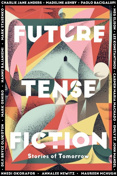 Cover image for Future Tense Fiction