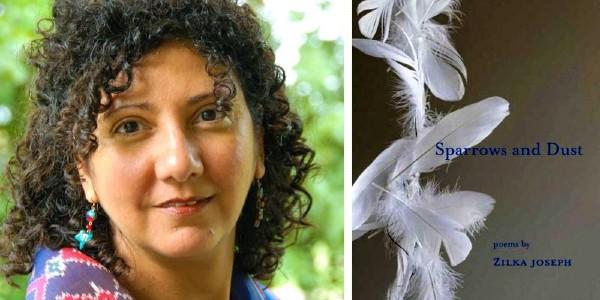 Ann Arbor poet Zilka Joseph explores parallels between birds and humans in Sparrows and Dust.