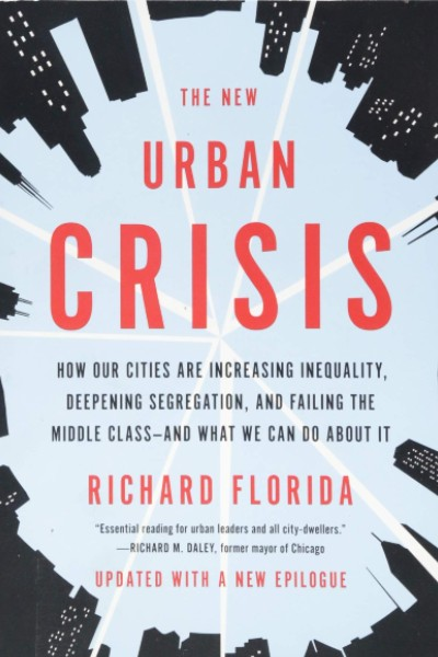 Cover image for The New Urban Crisis