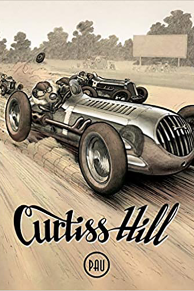 Cover image for Curtiss Hill