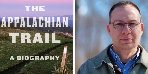 U-M lecturer Philip D'Anieri maps the history of Alleghania in his book The Appalachian Trail: A Biography