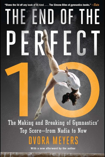 Cover image for The End of the Perfect 10