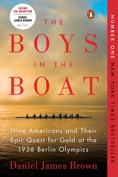 Cover image for The Boys in the Boat