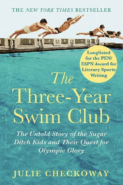 Cover image for The Three Year Swim Club