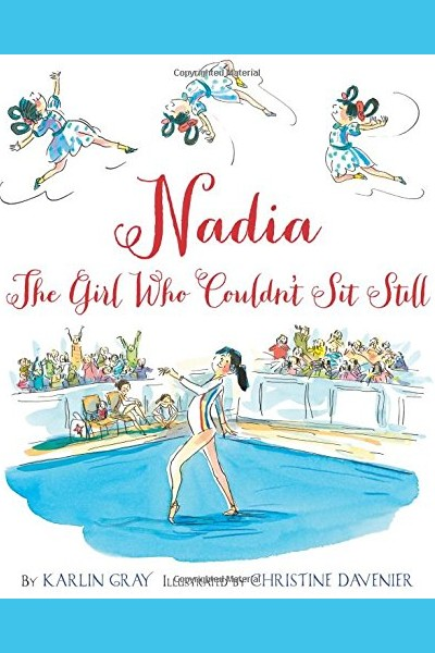 Cover image for Nadia