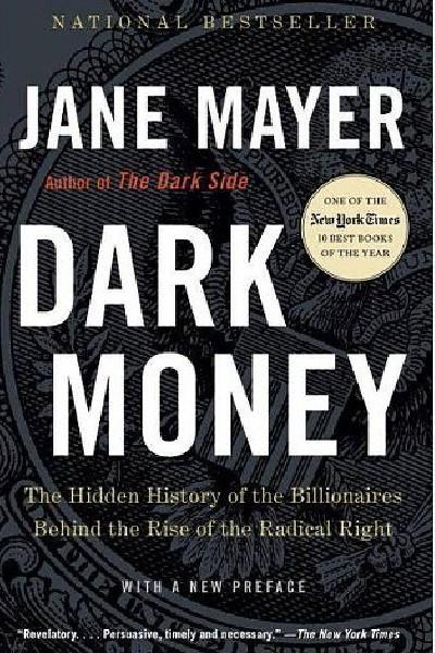 Cover image for Dark Money