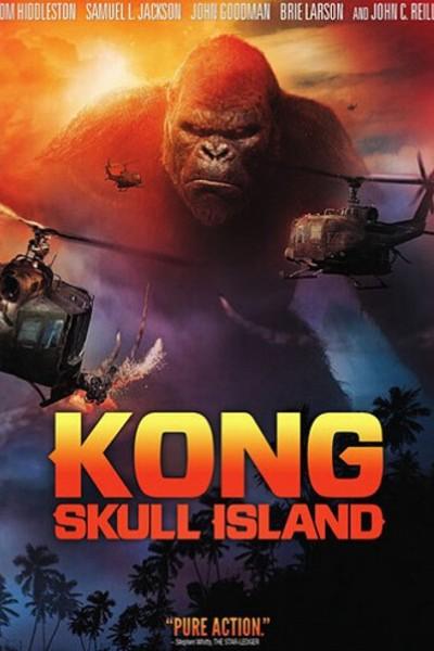 Cover image for Kong: Skull Island