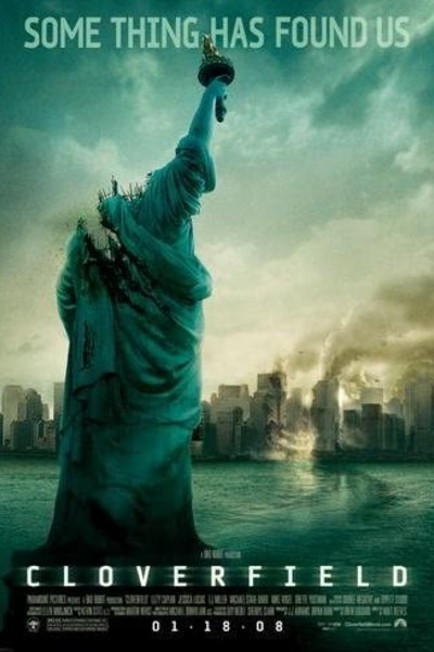 Cover image for Cloverfield