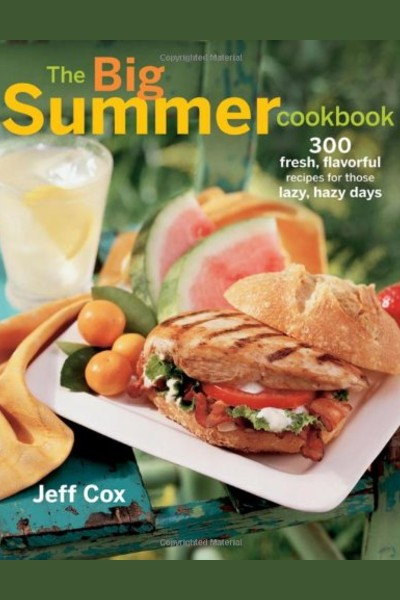 Cover image for The Big Summer Cookbook