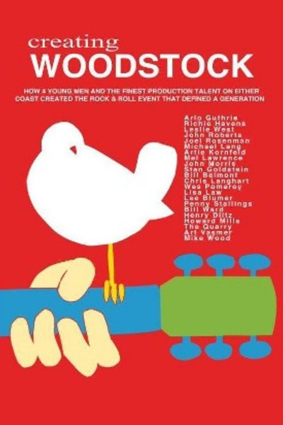Cover image for Creating Woodstock