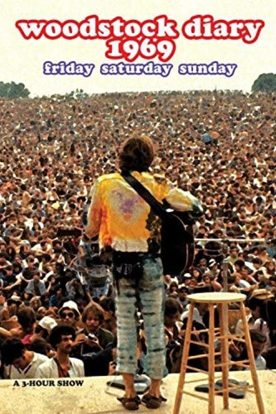 Cover image for Woodstock Diary 1969