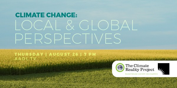 Climate Change: Local and Global Perspectives