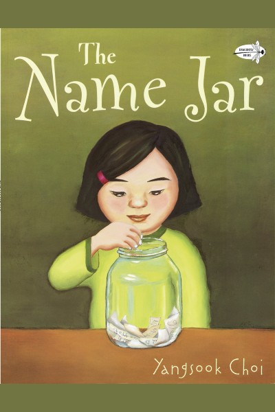 Cover image for The Name Jar