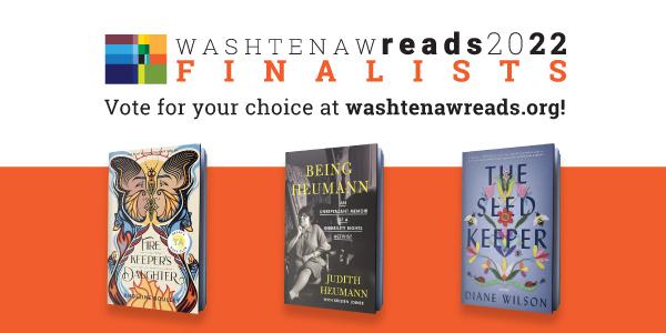 Vote for the 2022 Washtenaw Read