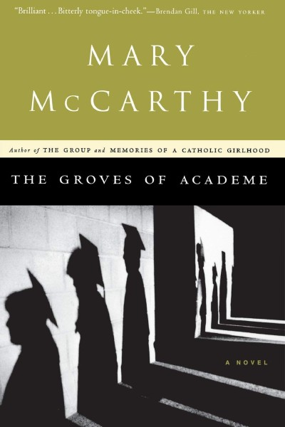 Cover image for The Groves of Academe