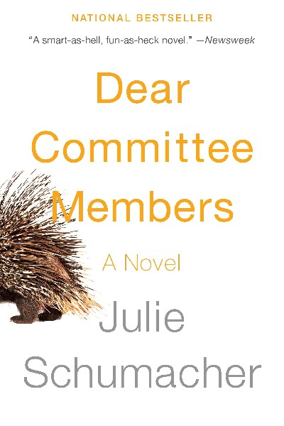 Cover image for Dear Committee Members