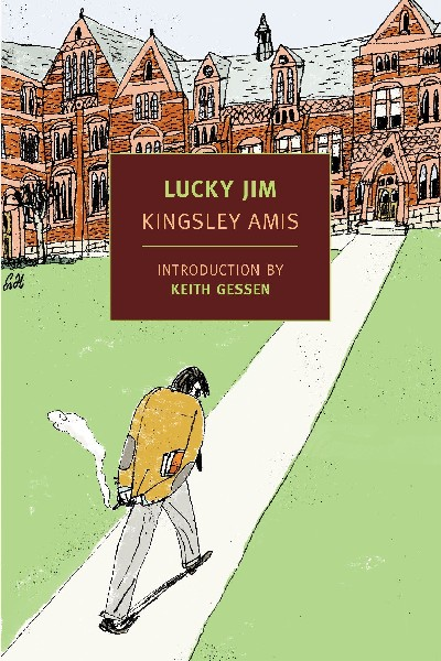 Cover image for Lucky Jim