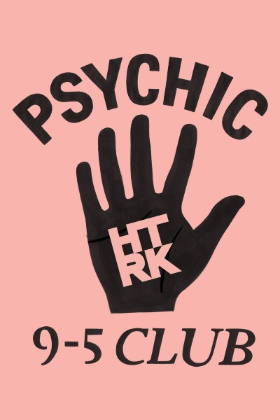 Cover image for Psychic 9-5 Club