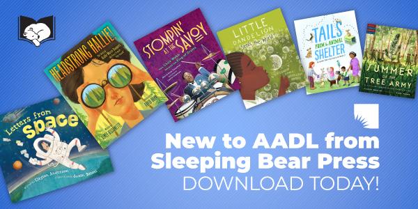 New Titles from Sleeping Bear Press!