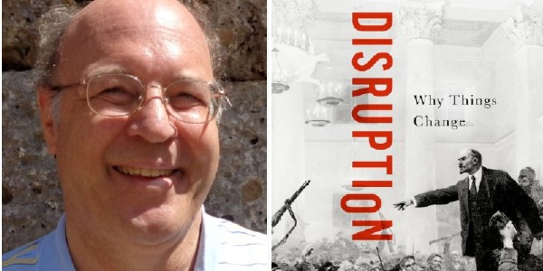 U-M Professor David Potter examines radical change in his new book, Disruption.