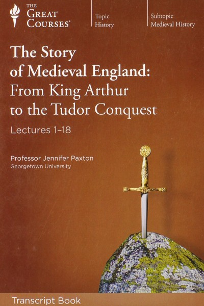 Cover image for The Story of Medieval England