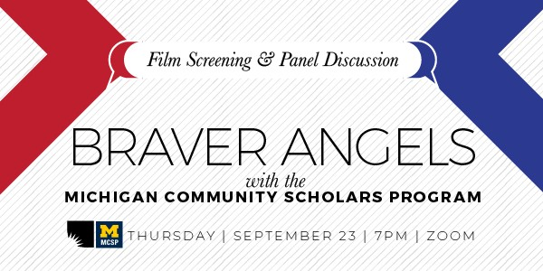 Braver Angels Screening