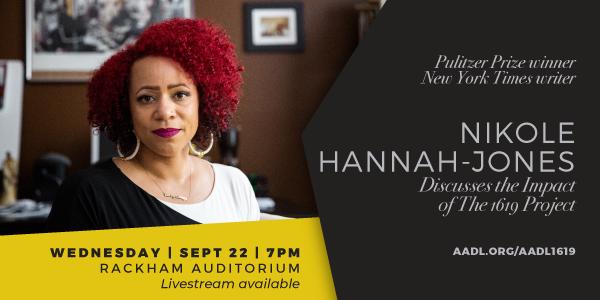 Nikole Hannah-Jones Event