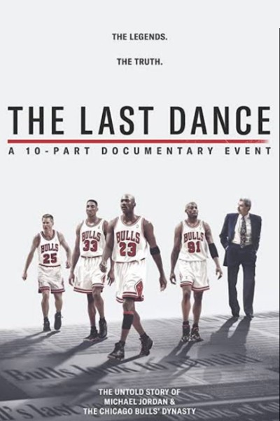 Cover image for The Last Dance