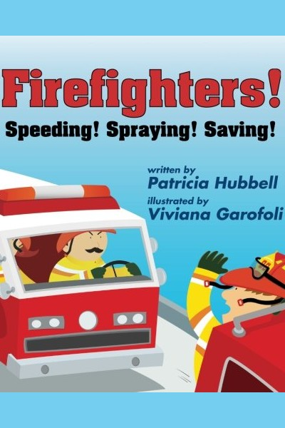 Cover image for Firefighters!
