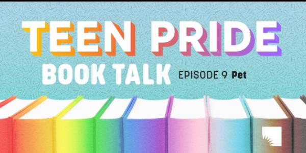 Teen Pride Book Talk