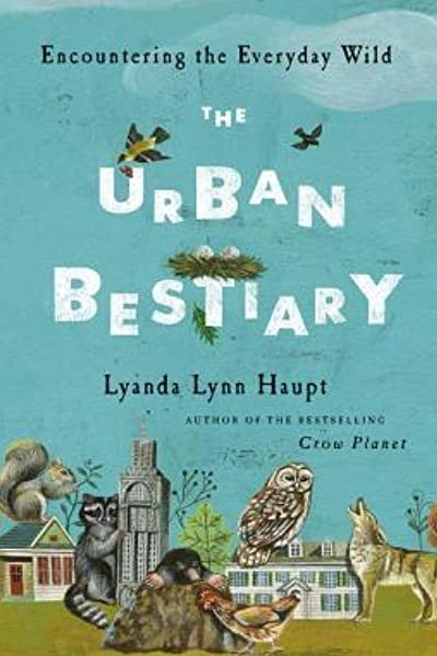 Cover image for The Urban Bestiary