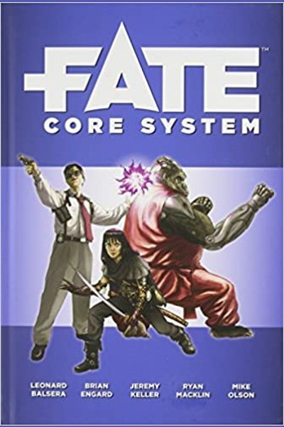 Cover image for Fate