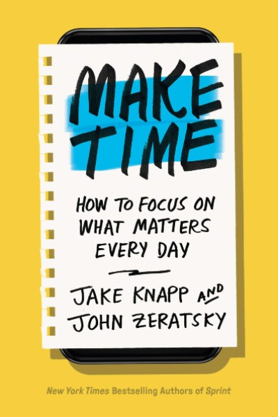Cover image for Make Time