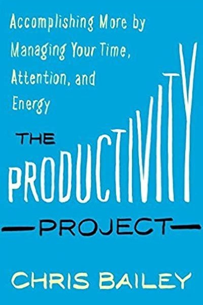 Cover image for The Productivity Project