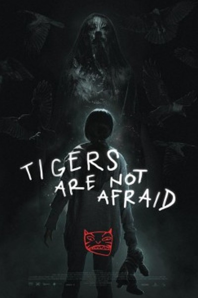 Cover image for Tigers are not Afraid