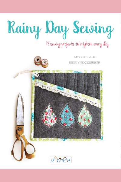 Cover image for Rainy Day Sewing