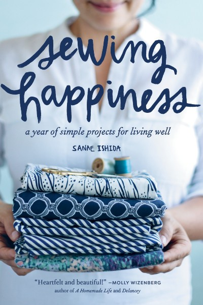 Cover image for Sewing Happiness